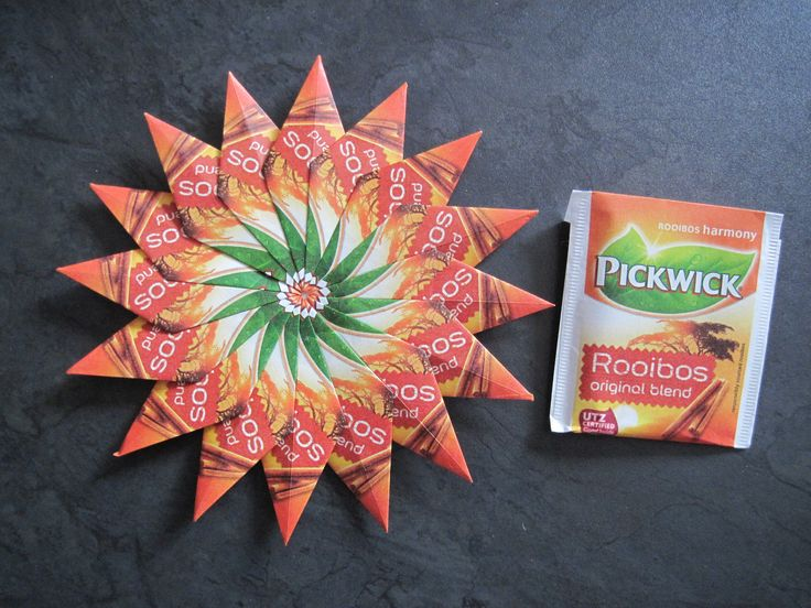 Pickwick theezakjes Rooibos