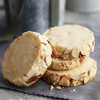 Almond Icebox Rounds Recipe