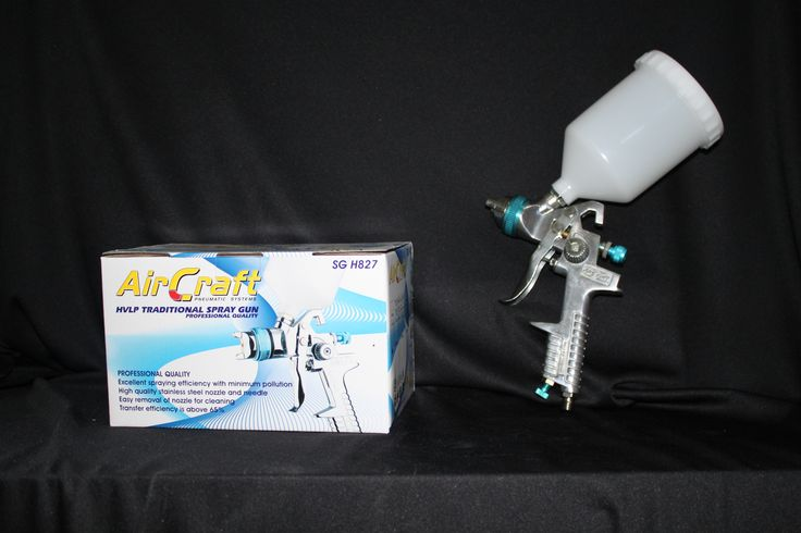 Air Craft Spray Guns at Cowley Paints Nelspruit