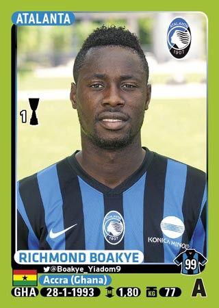 Richmond Boakye