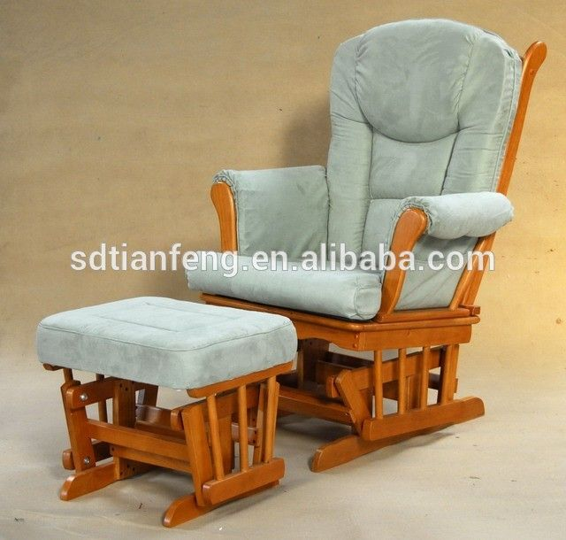 Rocking Chairs With Footstool Decordip Com In 2020 Chair Rocking Chair Wood Rocking Chair