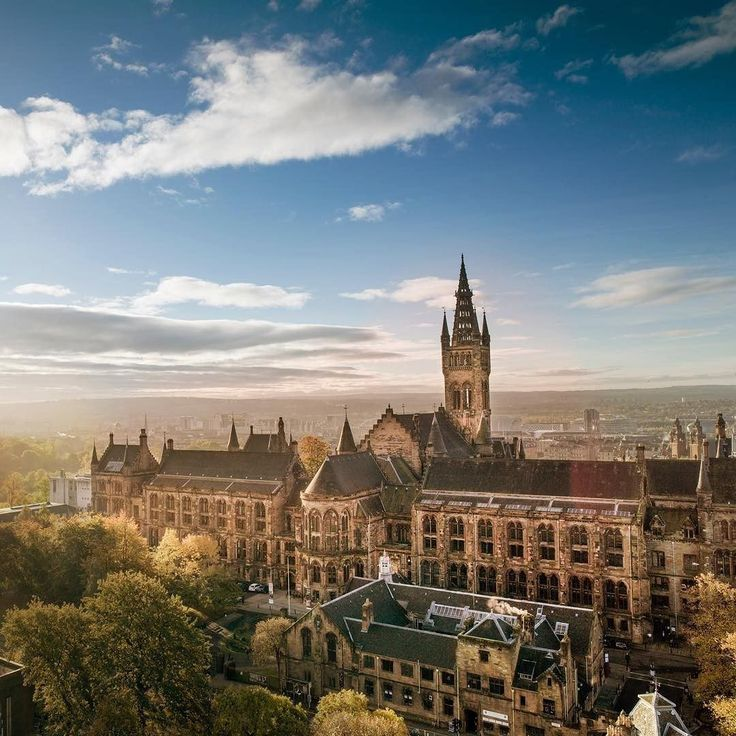 From our friends at Glasgow @uofglasgow - Happy #InternationalHappinessDay Our beautiful campus makes us happy! What makes you happy? #UofG #UniversityofGlasgow #GlasgowUni #Glasgow #Scotland #University #College #Campus #UofGlasgow #goviewyou