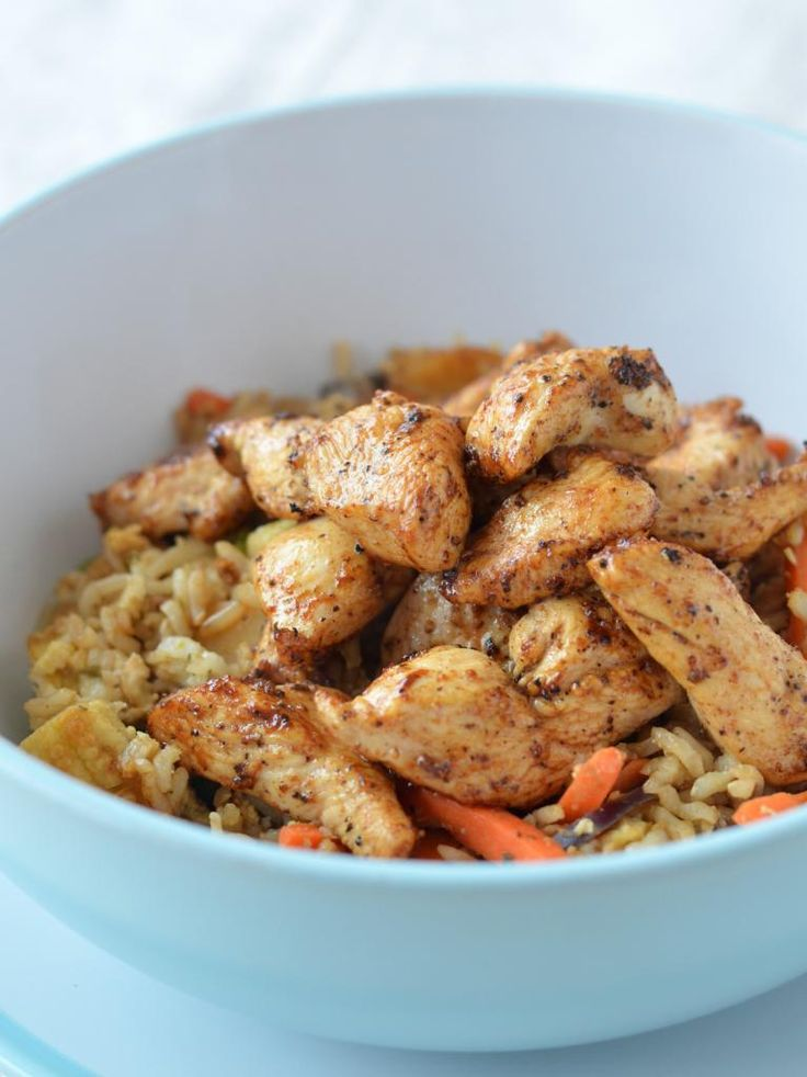Lemon Pepper Chicken (in the Actifry)  Weight Watchers : 0pp on Filling & healthy