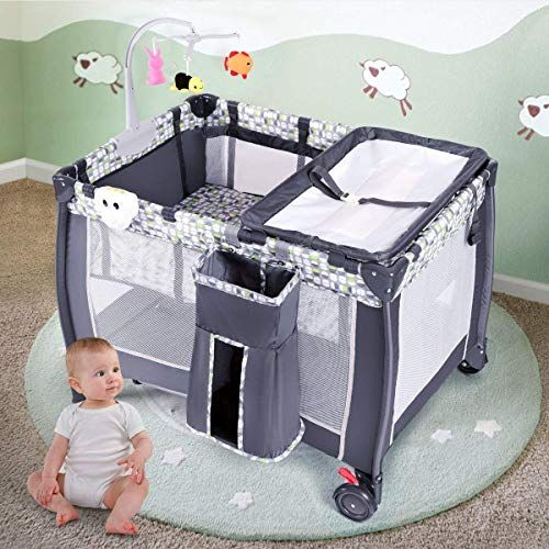 The 10 Best Playpen For Crawling Your Baby Will Love In 2020 Baby Cribs Bed Bassinet Baby Bassinet
