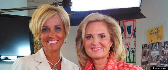 Ann Romney Hot Gallery   Tricia Macke, Fox Reporter Who Called Rachel Maddow An 'Angry Young ...