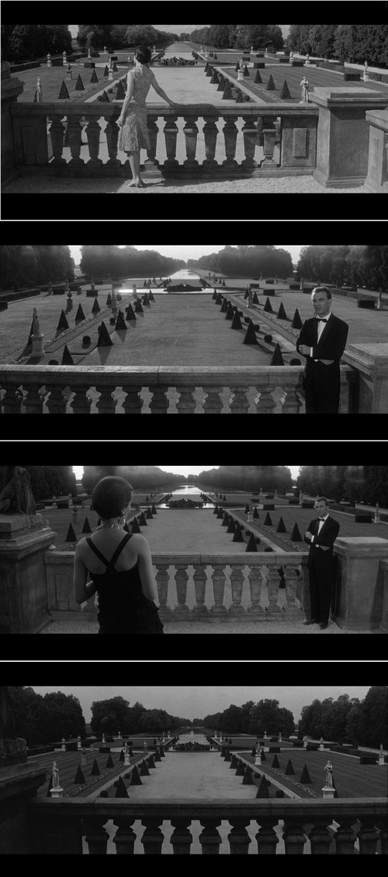 L'Année dernière à Marienbad (Last Year at Marienbad), 1961 (dir. Alain Resnais
