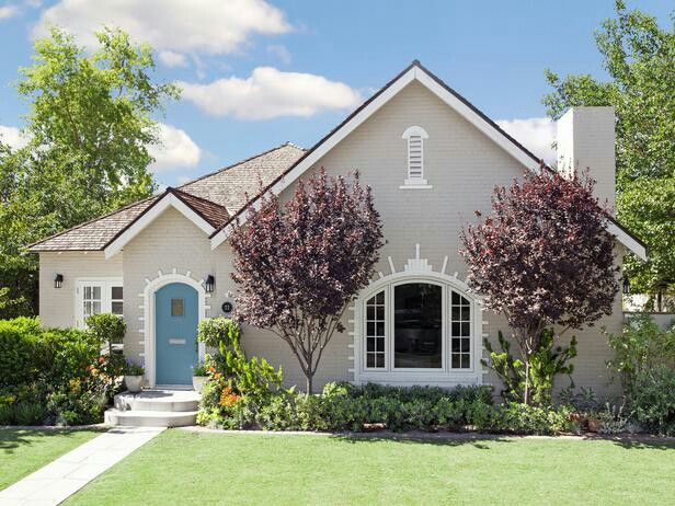 28 Best Images About What Color To Paint The Exterior Of