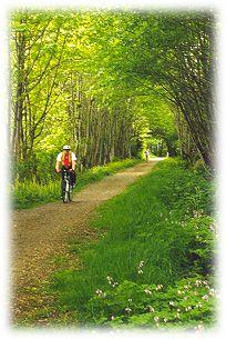 Galloping Goose cycling/hiking trail