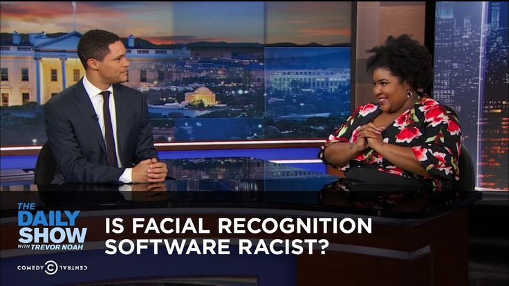 YEP... Is Facial Recognition Software Racist?   The Daily Show