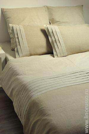 Комплект постельного белья (полулен) Сан-Ремо. Постельное белье от производителя