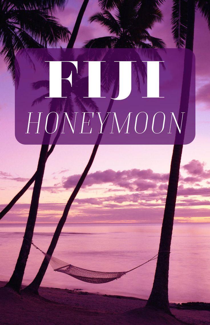 The ultimate beach honeymoon in Fiji from