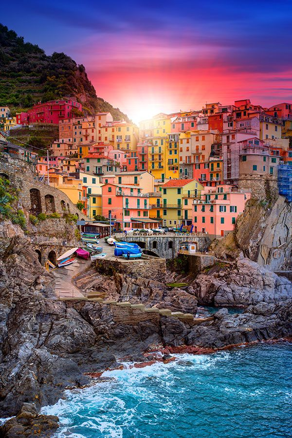 Italy Uncovered: Why You Need To See Cinque Terre