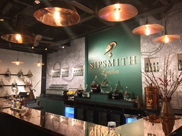 New tasting experience for Sipsmith - Retail Design World