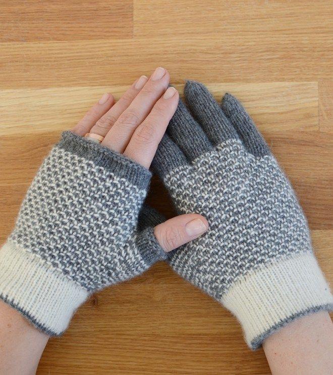 18 best Handschuhe & Armwärmer stricken images on Pinterest ...