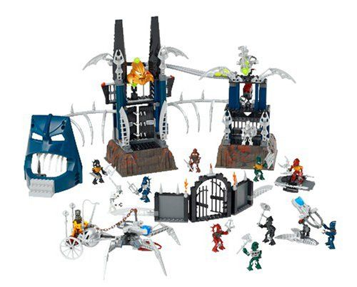 LEGO - BIONICLE - 8894 - Piraka Stronghold (Barcode EAN = 5702014467477). http://www.comparestoreprices.co.uk/action-figures/lego--bionicle--8894--piraka-stronghold.asp