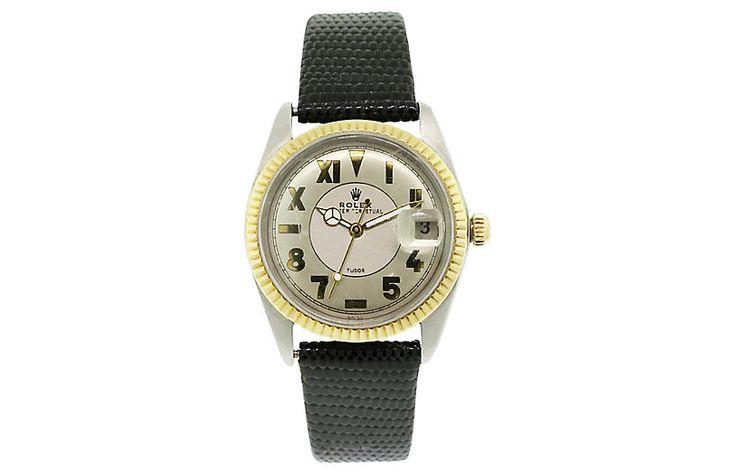 Rolex Tudor Gold Stainless Steel Watch - Raymond Lee Jewelers