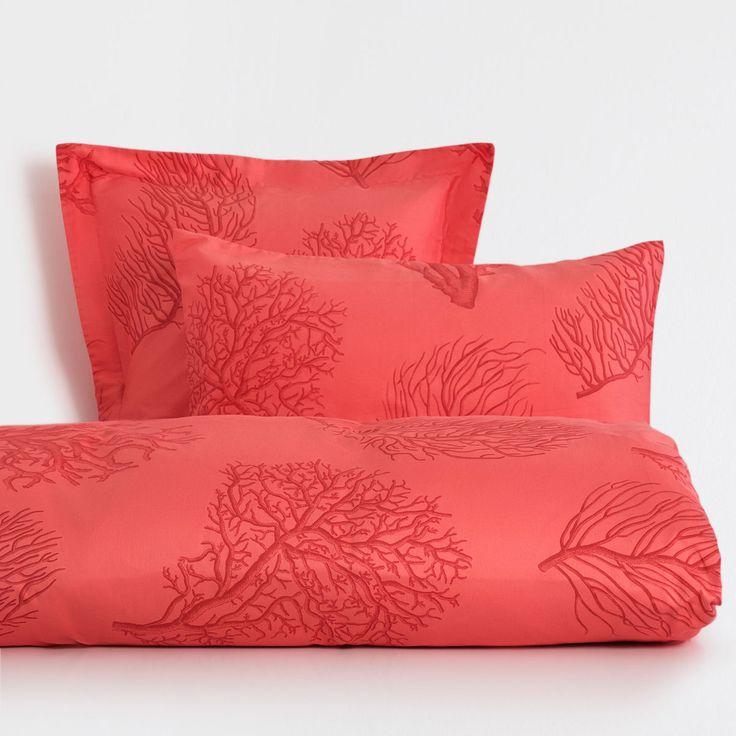 Image 1 du produit Housse de Couette Satin Imprimé Unicolore Zara Home