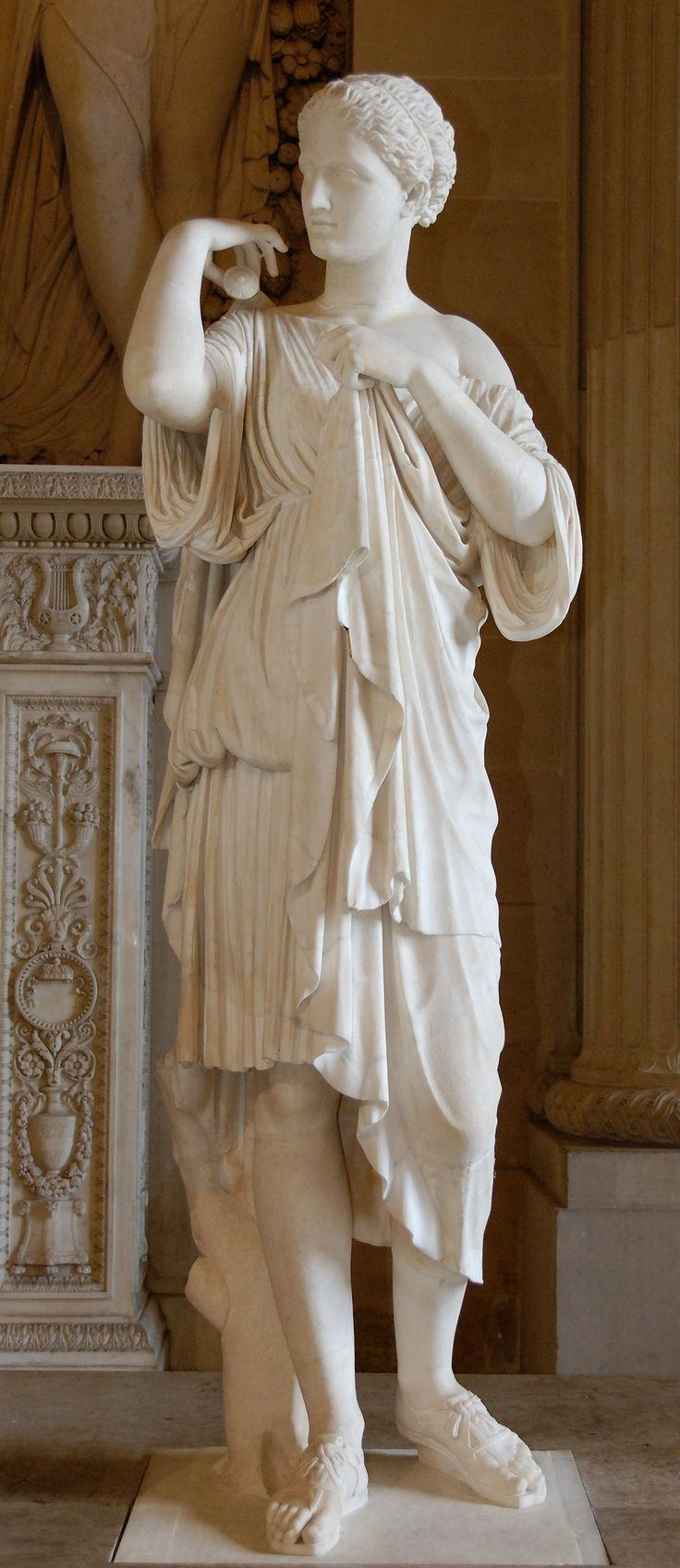 Fichier:Artemis Gabii Louvre