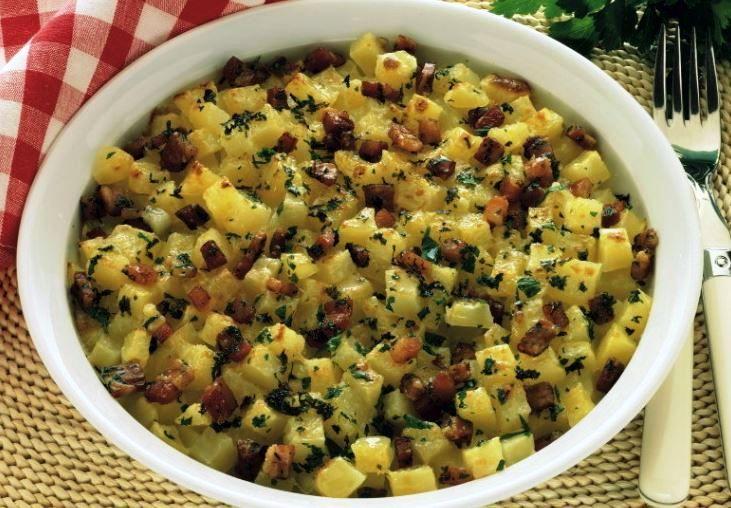 Patate alla carbonara - La ricetta di Buonissimo