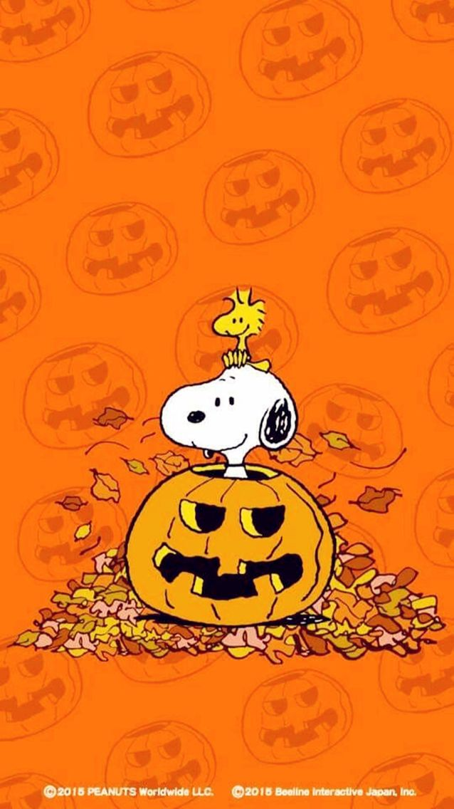 Peanuts Snoopy Full HD Background Image for Phone ... |Peanuts Phone Wallpaper