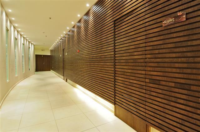 Wall covering, Royal Heights Resort Villas & Spa