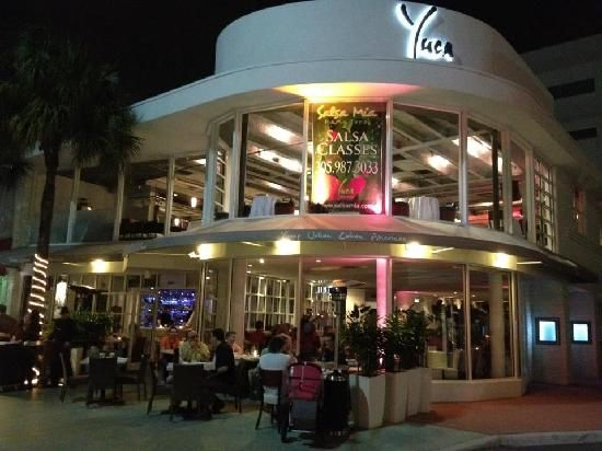 South Beach Miami Yuca Best Cuban Food In The States