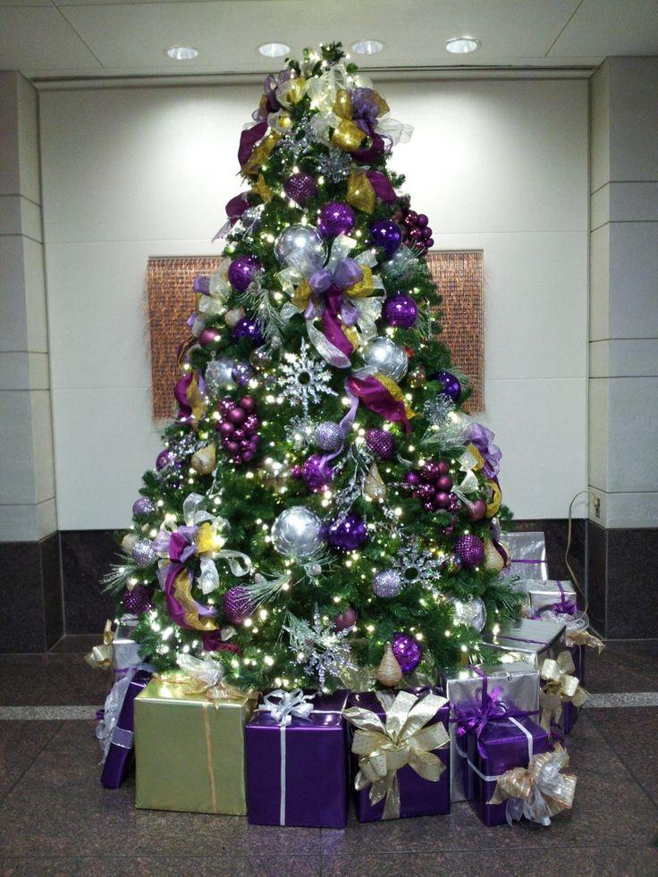 294 Best Christmas Tree Decorating Ideas Images On Pinterest | Merry  Christmas, Xmas Trees And Christmas Ideas