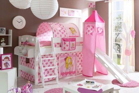 7 best tente de lit images on pinterest bed tent petite - Lit chateau pour petite fille ...
