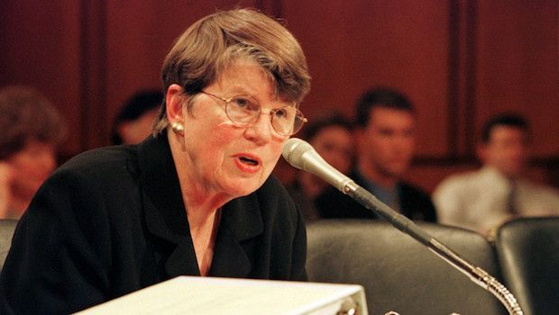 Janet Reno was the first woman to serve in which U.S. government position?   #americanculture #americanicons