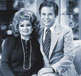 Jim and Tammy Faye Bakker--I forgot these people ever existed.  What a couple!  (Couple of what?)