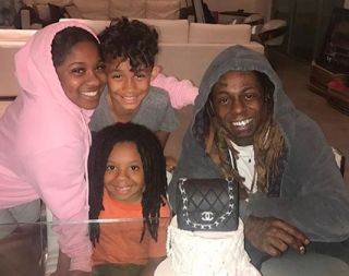 How Many Kids And Baby Mamas Does Lil Wayne Have?  Lil Wayne has four kids by four different baby mamas and we recently learned that the rapper might have a fifth child by a fifth baby mama. He definitely has one daughter and three sons. Lil Wayne is 100% certain that he is the father of Reginae Dwayne III Cameron and Neal. A woman is trying to prove that he has another son named Dwayne.  Lil Wayne recently announced that he was done withDedication 6 and will drop it very soon. The New…