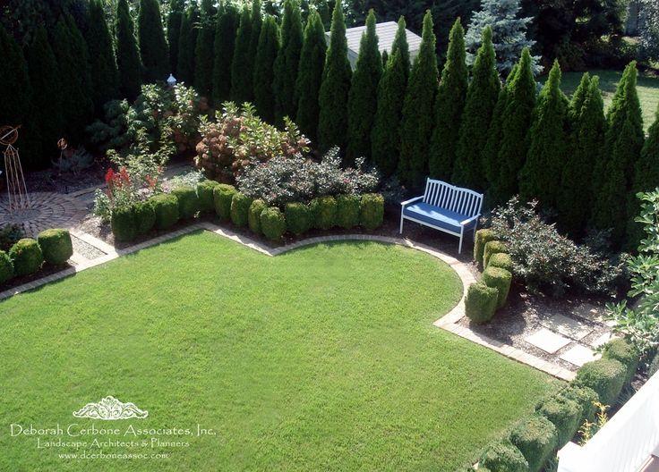 Pinterest the world s catalog of ideas for Arborvitae garden designs
