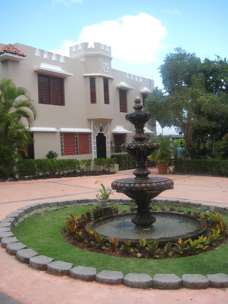 Los jardines del castillo trujillo alto pr wedding and for Jardin xanadu puerto rico