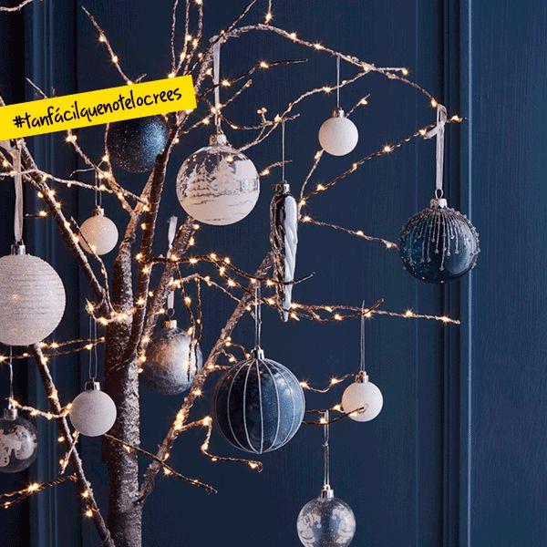 En nuestro catálogo de #Navidad encontrarás tu árbol favorito🎄, guirnaldas de colores💡, figuras para tus rincones🤶...👉 http://ow.ly/mWHD30hmH4y  #AKÍseViveLaNavidad #decoración