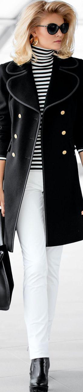 Madeleine Short Coat