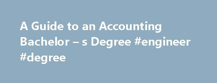 acca guide to get bachelor degree Get bsc (hons) in applied accounting while taking your acca course oxford brookes bsc degree with acca accounting courses is available at lsbf in london, uk.