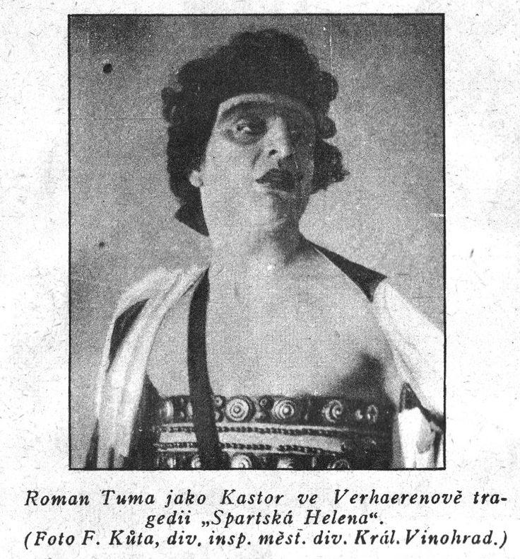 Roman Tuma jako Kastor
