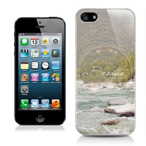 Walter Quiet - Breathe -Cover IPhone 4/5 - 25€ Cover Ipad - 39€