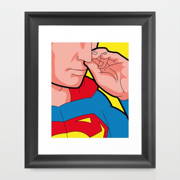 The Man of Steel: like you've never seen