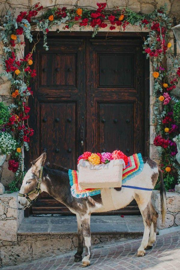 The colorful city of San Miguel de Allende, Mexico
