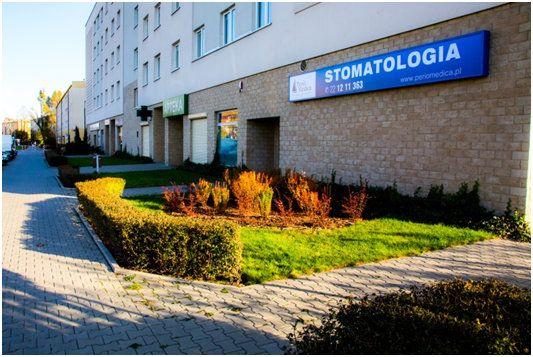 Stomatolog, dentysta, stomatologia na Woli | Periomedica