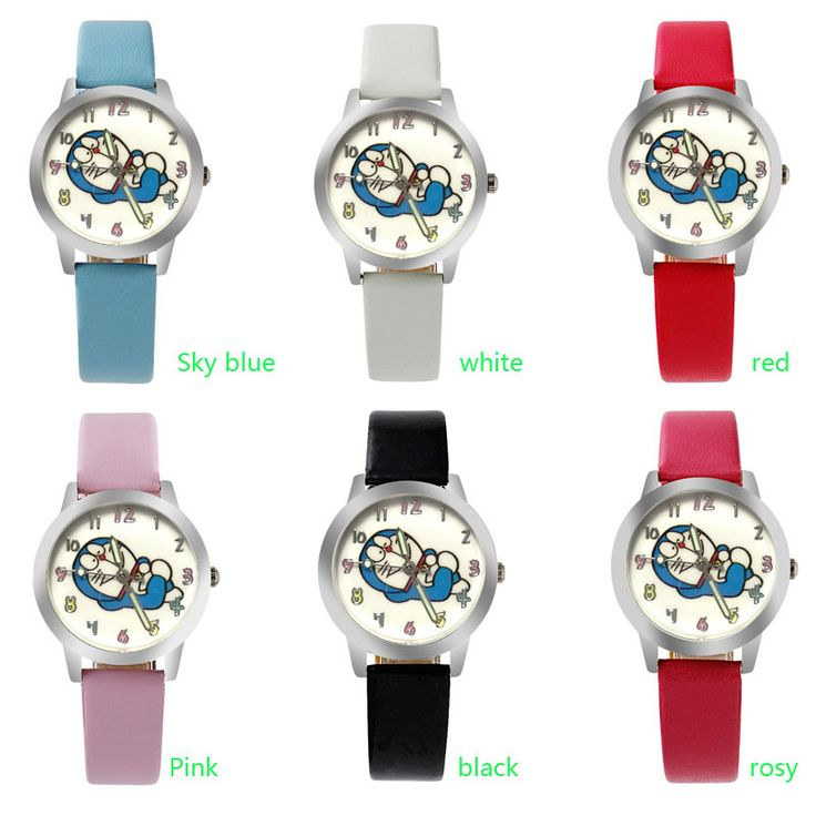 giraffe cartoon kids for watches girls watch cute personalized
