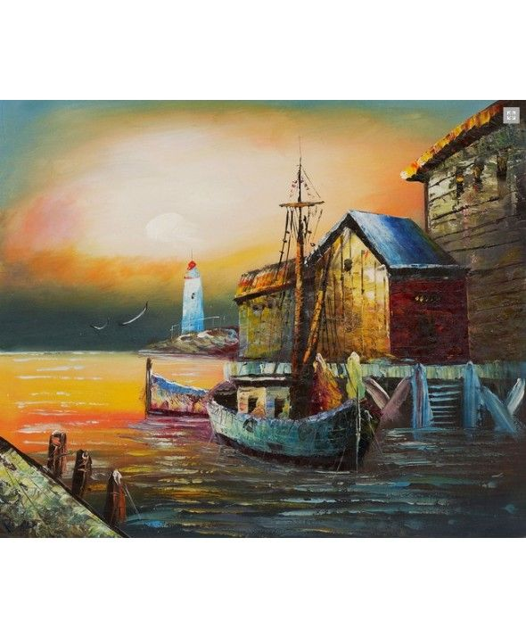 100% Handmade Oil Paintings on Canvas free shipping. Secure ordering online, cheapest price, best service and fast delivery. Find more 100% handmade oil paintings and oil painting reproductions at Paintingmarts.com!
