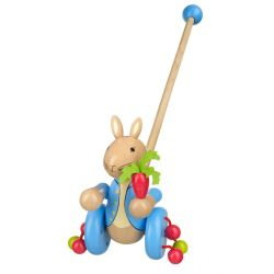 Peter rabbit push along £12 from Roly Poly's Little People at the Enterprise Shopping Centre, Eastbourne http://www.enterprise-centre.org/shop/roly-poly