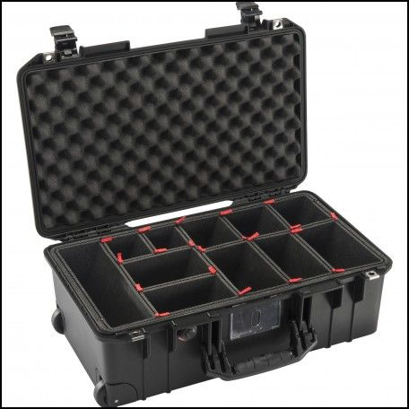 Pelican Cases with Wheels