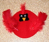 angry birds Big Red.....@With Love 'n Care...I'll do this project when I come to visit...maybe this will win Austin over ;)
