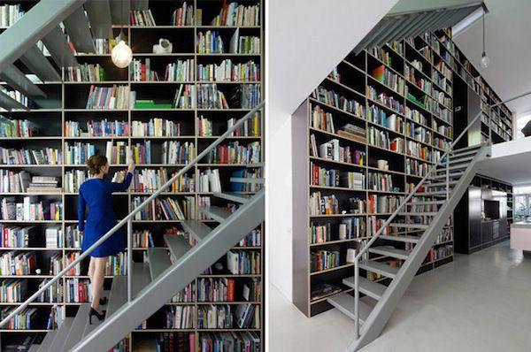 stair void