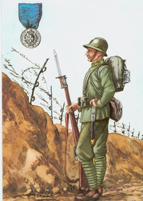 Regio Esercito - Fante del 66° Reggimento, Brigata Ancona