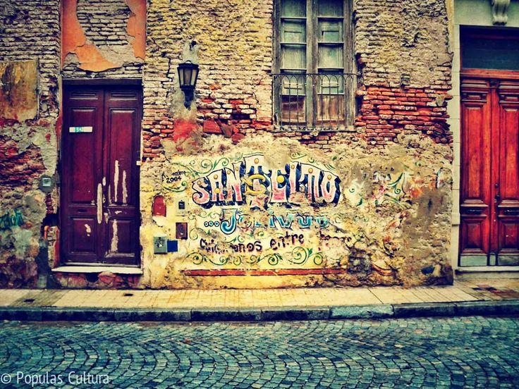 La Calle de San Telmo