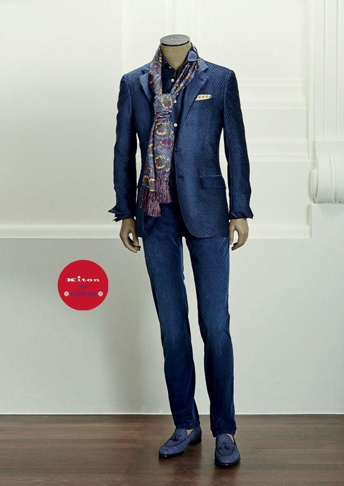 Scopri la collezione Uomo A-I 2014   Kiton